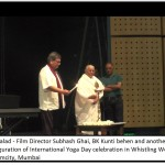 Whistling Woods Inauguration